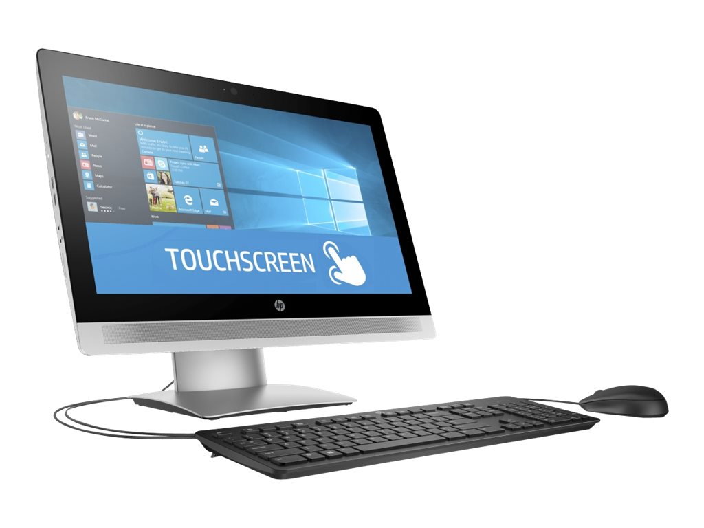 HP ProOne 600 G2 - All-in-One (Komplettlösung) - 1 x Core i5 6500 / 3.2 GHz - RAM 8 GB - HDD 1 TB - DVD SuperMulti