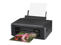 Epson Expression Home XP-245 - Multifunction printer - colour - ink-jet - A4/Legal (media) - up to 27 ppm (printing) - 50 sheets - USB, Wi-Fi - black