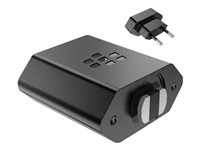 BlackBerry RC-1500 Rapid Travel Charger - Power adapter Qualcomm Quick Charge 2.0 (USB (power only))