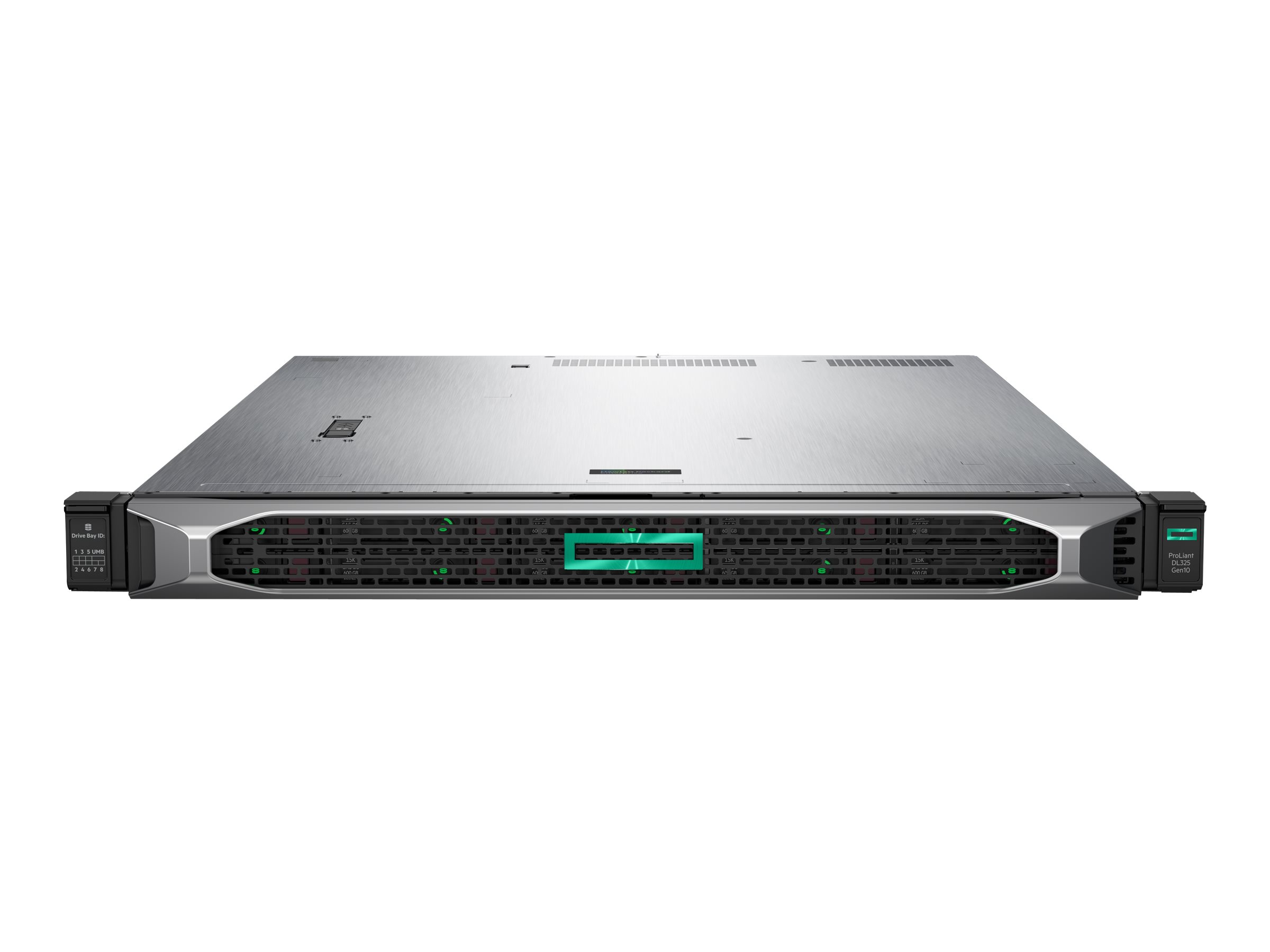 HPE ProLiant DL325 Gen10 Performance - rack-mountable - EPYC 7351P 2.4 GHz - 16 GB - no HDD