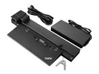 Lenovo ThinkPad Workstation Dock - Port replicator - VGA, DVI, HDMI, 2 x DP - 230 Watt - US - for ThinkPad P50 20EN, 20EQ; P51; P70 20ER, 20ES; P71