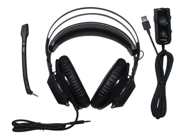 Image of HyperX Cloud Revolver S - headset