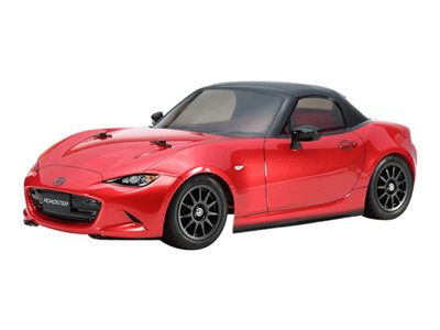Electric R/C Car Series No.624 - Mazda Roadster/MX-5 (châssis M-05)