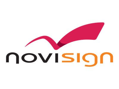 NoviSign Online Studio - subscription license (1 year) - 1 user per device
