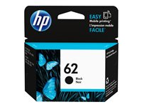 HP 62 Black original ink cartridge for