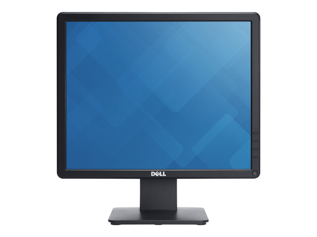 "Dell E1715S - Écran LED - 17"" (17"" visualisable) - 1280 x 1024 - TN - 250 cd/m² - 1000:1 - 5 ms - VGA, DisplayPort - noir - avec 3 ans de service Premium Panel Exchange"
