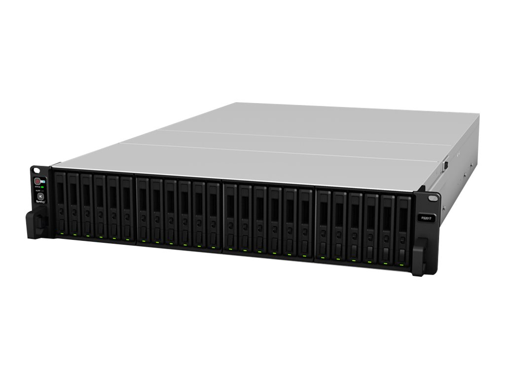 Synology FlashStation FS2017 - flash storage array