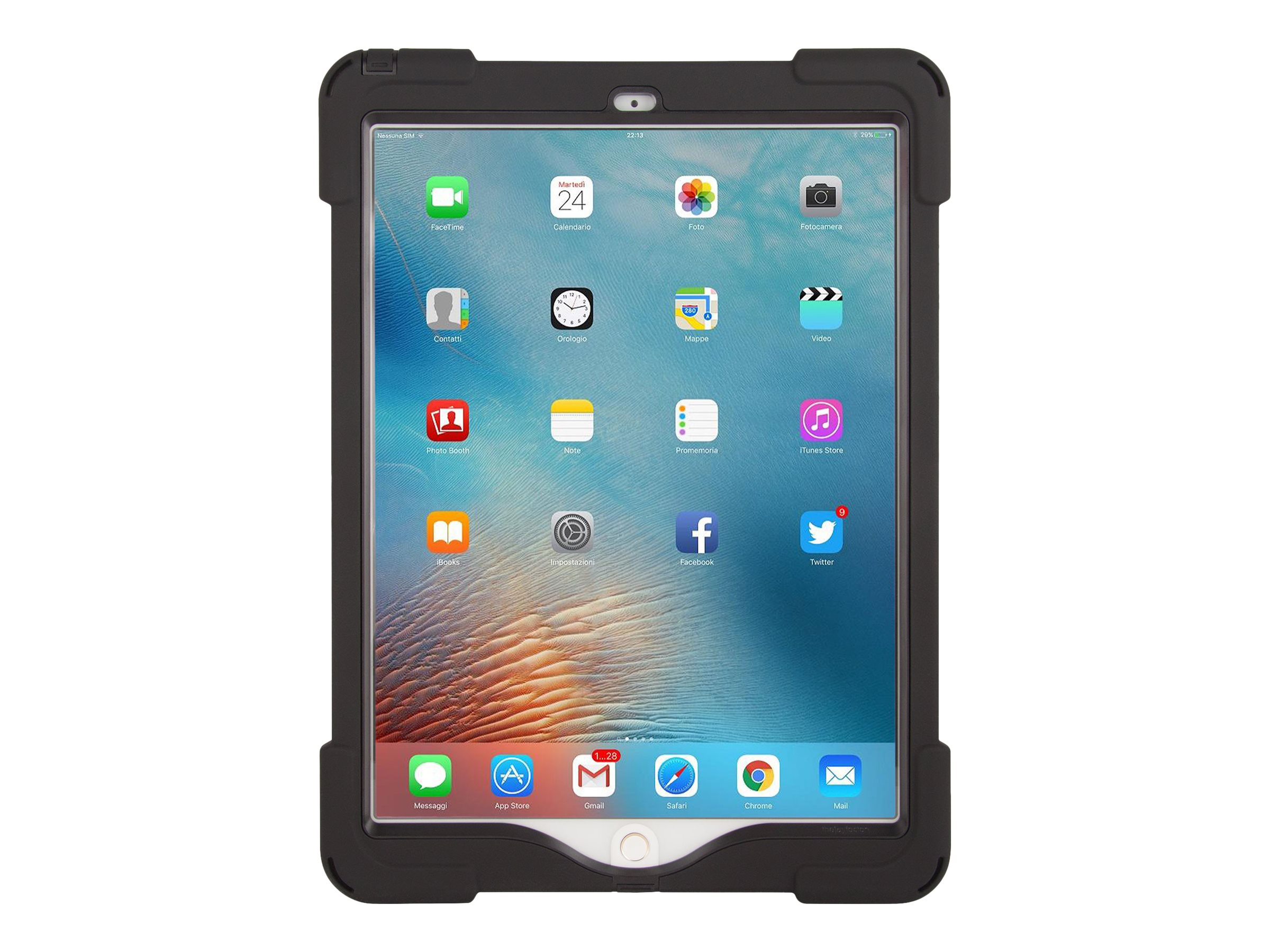 Joy aXtion Bold MP-Series CWA402 - protective case for tablet