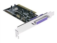 Vantec UGT-PC2S1P Parallel/serial adapter PCI low profile parallel, RS-232