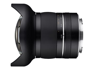 XP objectif grand angle - 10 mm