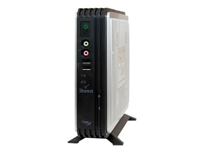 VXL XtonaPro Md12z Thin client DT 1 x Eden U4200 / 1 GHz RAM 2 GB flash 8 GB