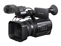 Sony NXCAM HXR-NX100 Camcorder 1080p / 60 fps 12x optical zoom flash card