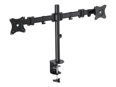 Diamond Elite DMCA220 Articulating Dual Mount Desk mount for 2 monitors (adjustable arm)