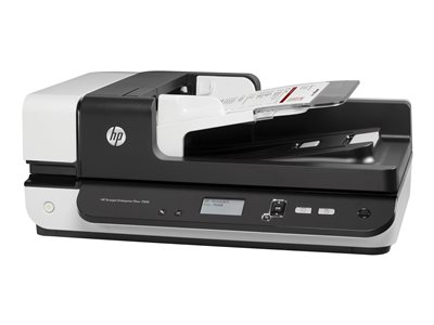HP ScanJet Enterprise Flow 7500 Document scanner Duplex 8.5 in x 34 in 600 dpi x 600 dpi