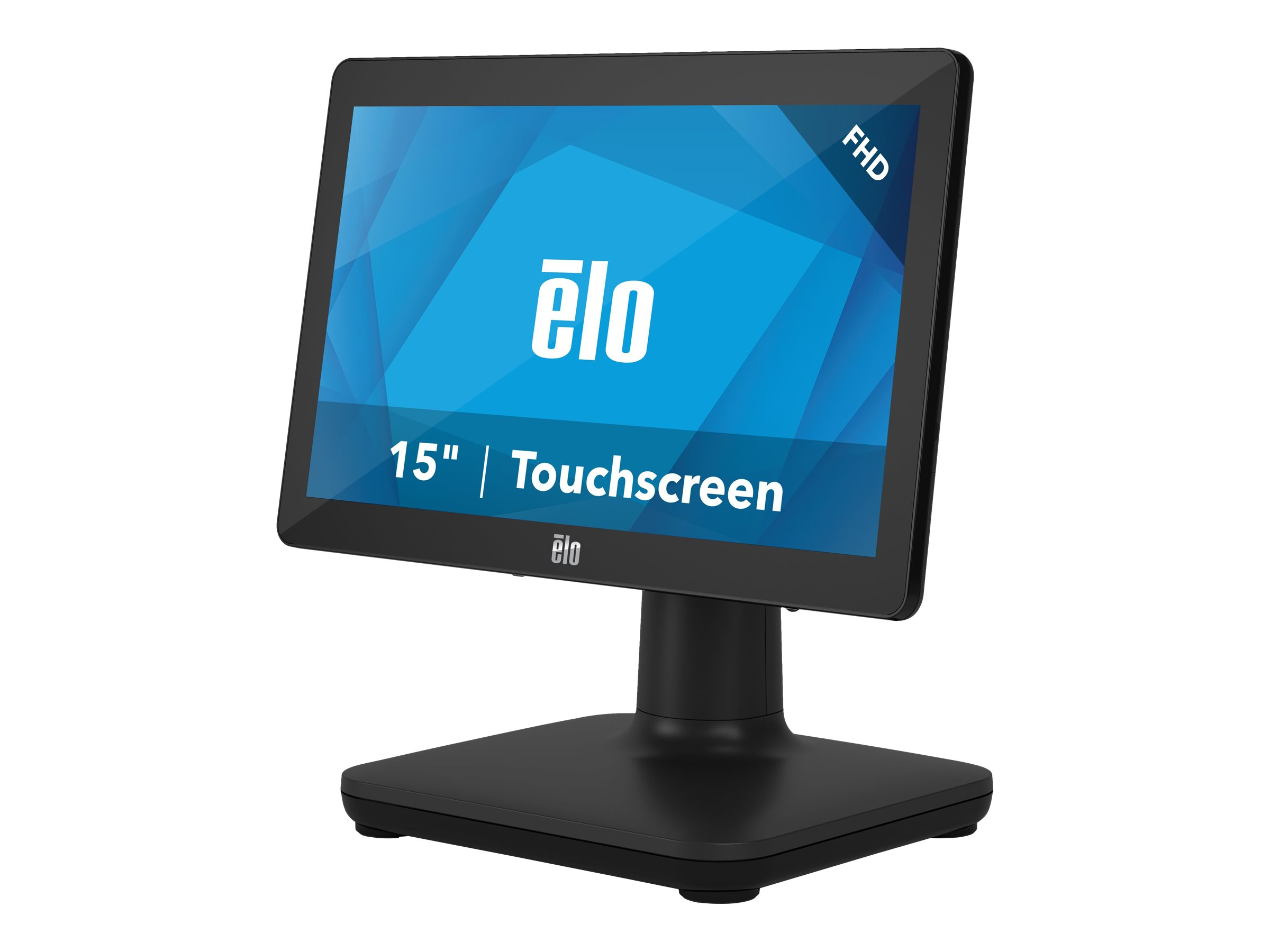 Elo EloPOS System, Full-HD, 39,6cm (15,6 Zoll), Projected Capacitive, SSD, 10 IoT Enterprise