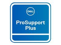 Dell ProSupport Plus Upgrade from 3 Years Mail-in Service - Extended service agreement - parts and labor - 5 years - on-site - 10x5 - response time: NBD - for Latitude 12 Rugged Tablet 7202, 7212 Rugged Extreme Tablet
