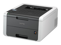 Brother HL-3170CDW - Printer - colour - Duplex - LED - A4/Legal - 2400 x 600 dpi - up to 22 ppm (mono) / up to 22 ppm (colour) - capacity: 250 sheets - USB 2.0, LAN, Wi-Fi(n)