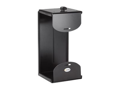 Chief KSA1020B Mounting kit (wall mount, desk mount) for personal computer black
