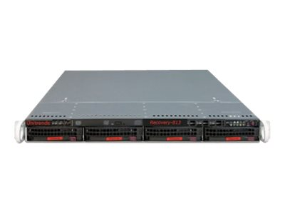 Unitrends Backup Appliances Recovery-813 - recovery appliance - with 1 year No Limits Cloud & DRaaS & Archive and Insta…