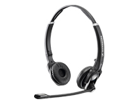Sennheiser DW Pro2 - Office Wireless Series - headset - on-ear - wireless - DECT CAT-iq
