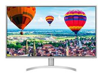 LG 32BK50Q-WB LED monitor 32INCH (31.5INCH viewable) 2560 x 1440 1440p (Quad HD) IPS