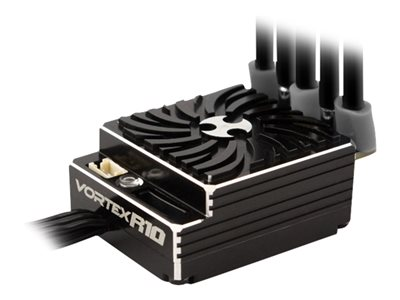 - Vortex R10 Pro V2 Brushless ESC (120A, 1S Only)