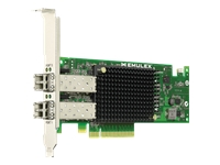 Emulex OneConnect OCe11102-FX - Network adapter - PCIe 2.0 x8 - 10 GigE, FCoE - 10GBase-CR - 2 ports - for UCS C210 M2, C22 M3, C220 M3, C24 M3, C240 M3, C260 M2, C420 M3, C460 M2, Managed C240 M3