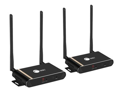 SIIG Dual Antenna Wireless Multi-Channel Expandable HDMI Extender with Loop-out Kit