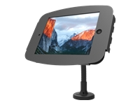 "Picture of Compulocks Space Flex Arm - iPad 12.9"" Counter Top Kiosk - Black - mounting kit (159B290SENB)"