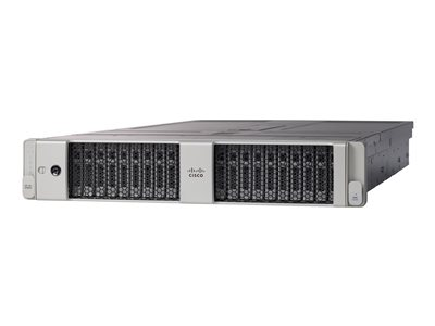 Cisco UCS C4200 Rack Server Chassis - modular expansion base