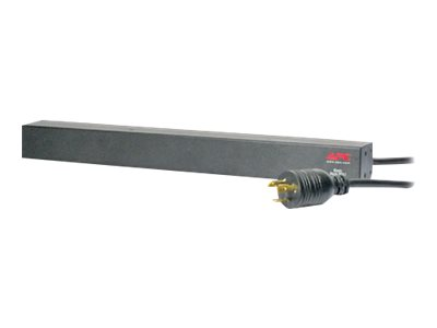 APC Basic Rack-Mount PDU - power distribution strip