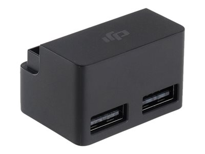 DJI Battery to Power Bank Adaptor PD02 Power adapter 2 A 2 output connectors (USB)
