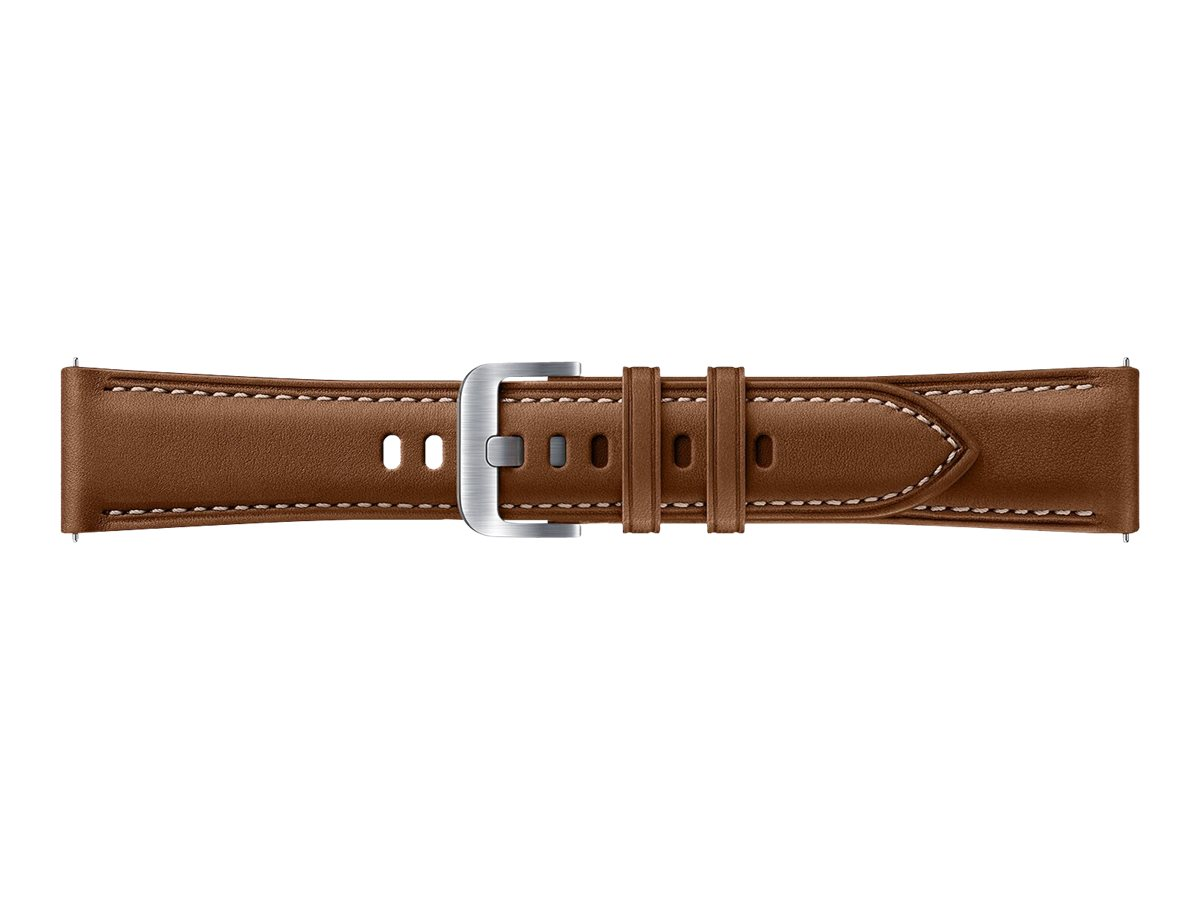 Samsung Stitch Leather Band ET-SLR85 - watch strap for smart watch
