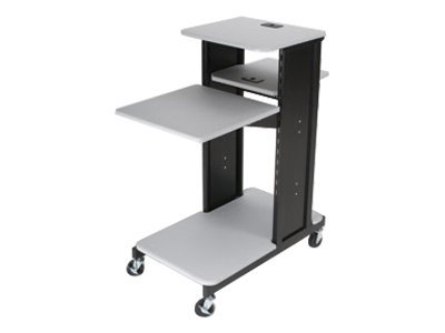 BALT Xtra Long Presentation Cart Cart for projector / notebook