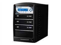 Vinpower SharkNet Network BLU-RAY CD DVD Duplicator 3 Target Disk duplicator BD-RE x 3