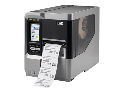 TSC MX240 Label printer DT/TT Roll (4.5 in) 203 dpi up to 840.9 inch/min