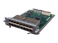 Picture of HPE - expansion module - 16 ports (JC095A)