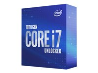 Intel CPU Core  I7-10700K 3.8GHz 8 kerner LGA1200
