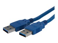 StarTech.com 6 ft SuperSpeed USB 3.0 Cable A to A - M/M