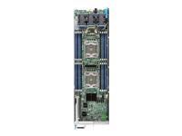 Intel Compute Module HNS2600TP24R - Server - blade - 2-way - RAM 0 GB - no HDD - GigE, 10 GigE - monitor: none