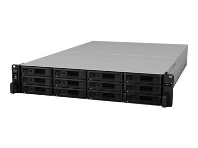 Synology RackStation RS3618XS NAS server 12 bays rack-mountable SATA 6Gb/s