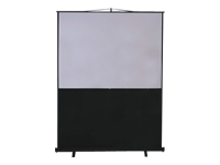 Metroplan Leader Portable Floor Screen - Projection screen - 1:1
