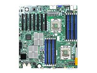 SUPERMICRO X8DTH-6F - motherboard - extended ATX - LGA1366 Socket - i5520