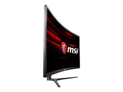 MSI Optix MAG341CQ LED monitor curved 34INCH 3440 x 1440 UWQHD VA 250 cd/m² 3000:1