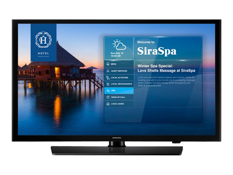 """Samsung HG49NE478HF HE478 series - 49"""" with Integrated Pro:Idiom LED display - Full HD"""