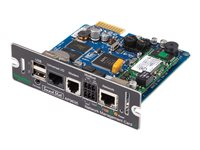 APC Network Management Card 2 with Environmental Monitoring, Out of Band Management and Modbus - Fernverwaltungsadapter