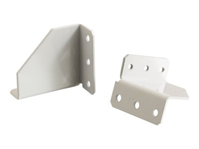 C2G Wiremold Evolution Series Rack Mount Brackets Rack mounting ears white