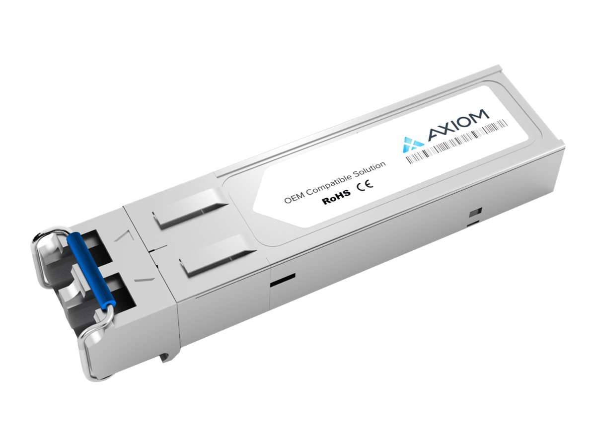 Axiom Cisco DS-CWDM4G1470= Compatible - SFP (mini-GBIC) transceiver module - GigE, Fibre Channel, 2Gb Fibre Channel, 4G…