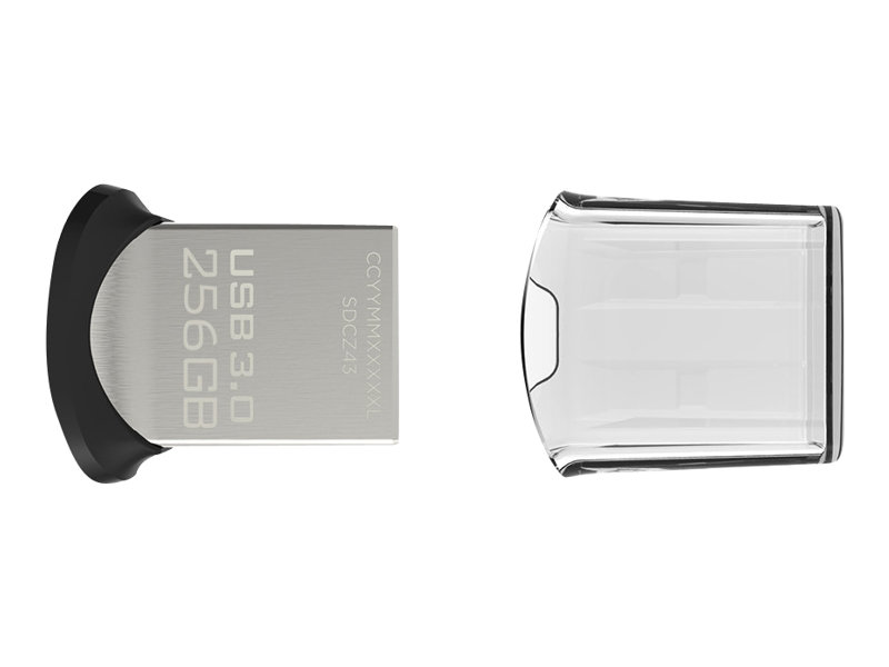SanDisk Ultra Fit - USB-Flash-Laufwerk - 16 GB - USB 3.0