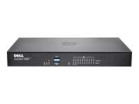 SonicWALL TZ600 - Security appliance - 10 ports - GigE